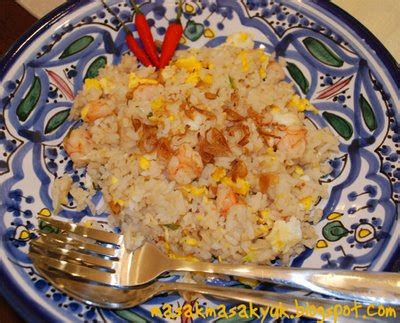 Wajan Buat Nasi Goreng cara masak nasi impit goreng cara memasak