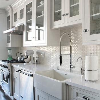 mini subway tile kitchen backsplash mini glass subway tiles design ideas
