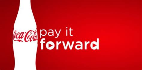 Does Coca Cola Pay For Your Mba by Pay It Forward With Your Vote La La Land