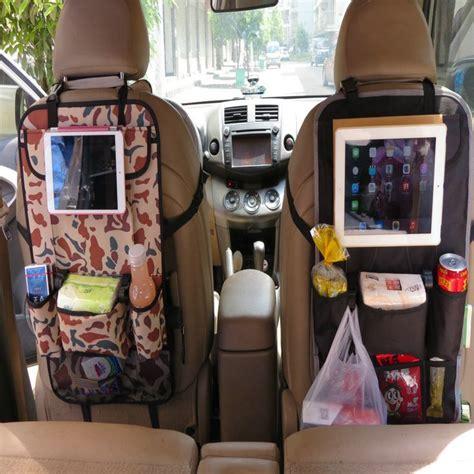 back of car seat organizer 25 best ideas about car seat organizer on