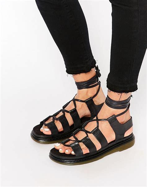 Best Seller Flat Shoes Dr 11 Hitam Murah Meriah designer dr martens ghillie lace up flat sandals size 36 37 38 39 40 41 42 43 44 45 46 47