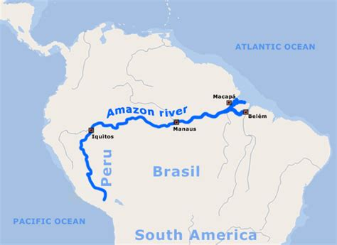 amazon river map amazon river south america 11 pic awesome pictures
