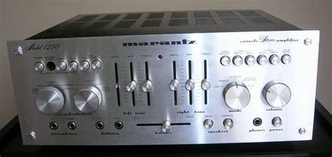 vintage marantz  amp    sale canuck audio mart