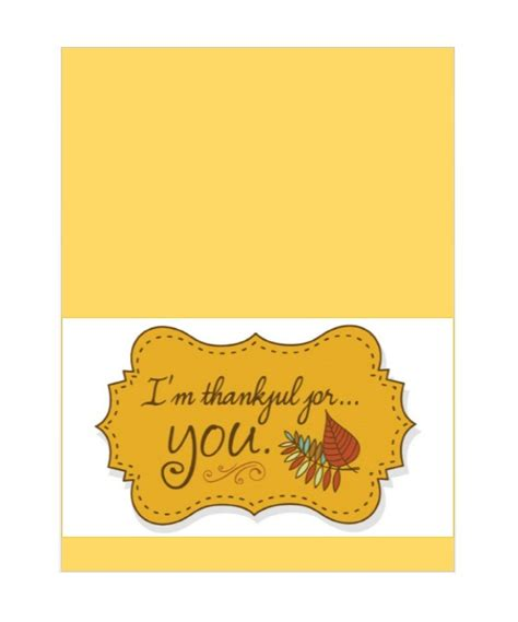 i you card template 30 free printable thank you card templates wedding