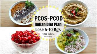 pcos pcod diet lose weight fast 10 kgs in 10 days indian veg meal diet plan for weight loss