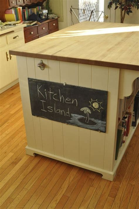 kitchen island do it yourself