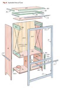 How To Build A Armoire Pdf Plans Plans Computer Armoire Diy Plan Lift