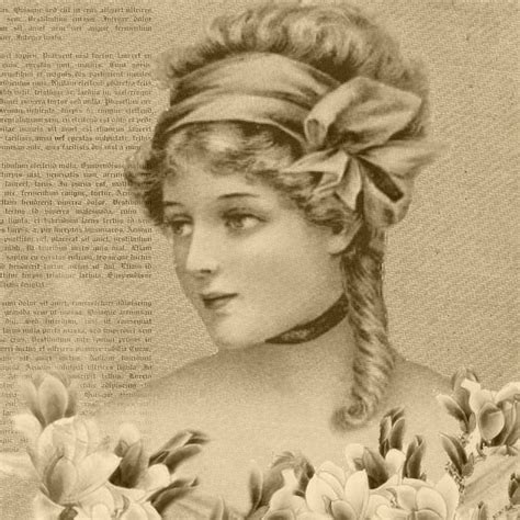 Old Vintage Images | free illustration vintage actress collage free image