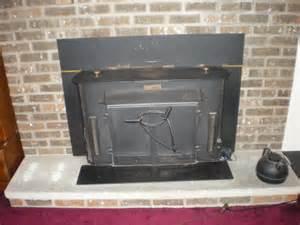 buck stove insert