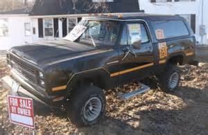 Dodge Power Wagon For Sale Craigslist 1980 Dodge Power Wagon Sale Craigslist Autos Post