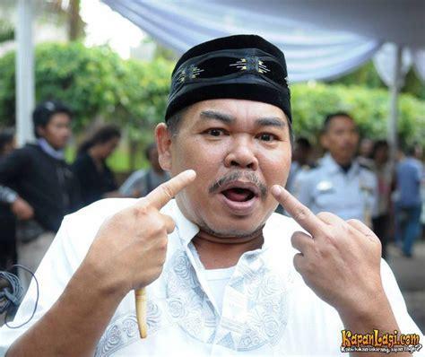 biografi cak lontong pelawak 14 pelawak indonesia ini punya nama asli yang beda banget