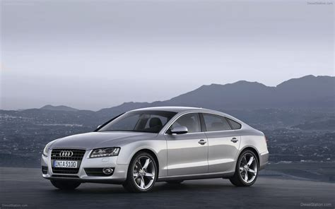 Audi A5 2010 by 2010 Audi A5 Sportback Widescreen Car Pictures 12