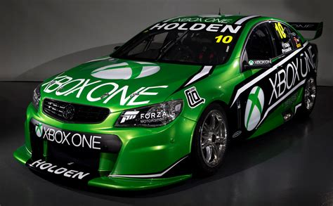 XBox One Racing Team Holden VF Commodore V8 Supercar Photo