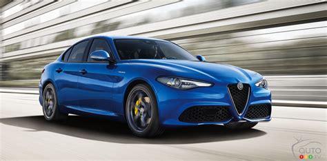 alfa romeo announces 2016 paris auto show lineup car