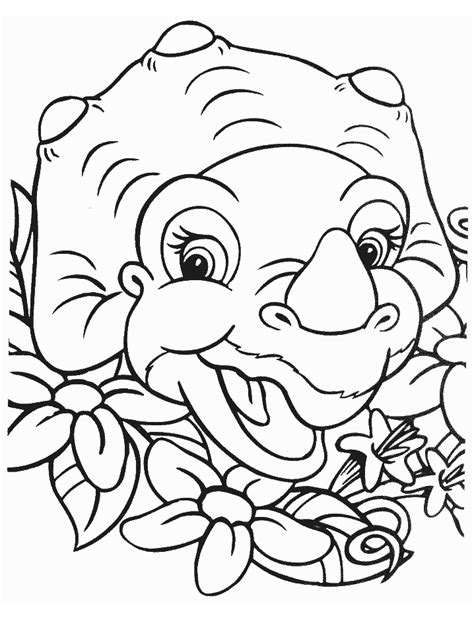 coloring book land land before time