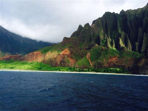 catamaran tours kauai na pali coast picture of kauai sea tours eleele