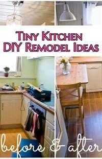 tiny kitchen remodel ideas creative diy storage ideas for small spaces involvery