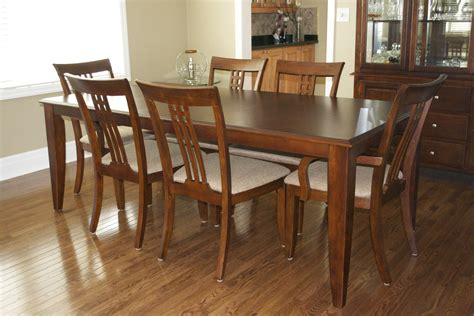Used Dining Room Tables | nice used dining tables on narra dining set table for 6