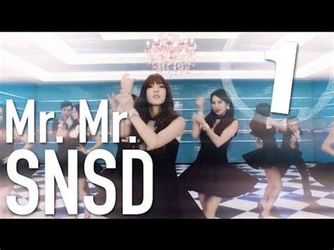 tutorial dance mr mr snsd snsd mr mr step by step dance tutorial ep 1 youtube