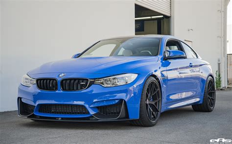 E92 Xdrive Tieferlegen by Santorini Blue F82 M4 Bmw Performance Parts Services