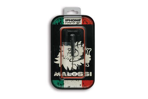 Aluminium Bumper Iphone 5 cover bumper malossi aluminium for iphone 5 5s