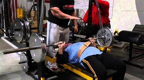 bench press negatives elitefts com reverse band bench press drop set with