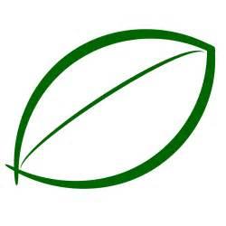 Green Leaf Outline Png green leaf outline clipart best