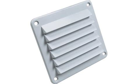 boragear cabinet vent white for use with bora