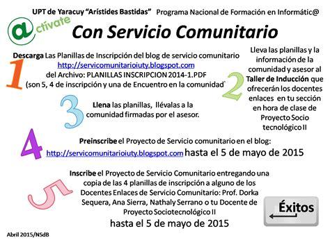 Carta De Culminacion De Servicio Comunitario servicio comunitario iuty