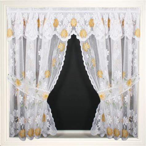 window net curtains primrose window set priced per curtain net curtain 2