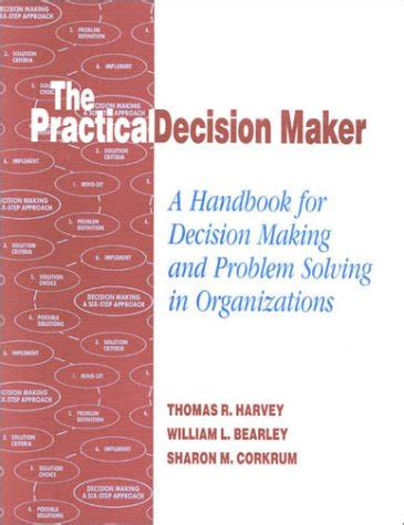in or out a practical guide to decision books read the practical decision maker a handbook