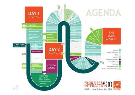 schedule layout graphic design visual agenda foi10 187 eloisa paola fontana communication