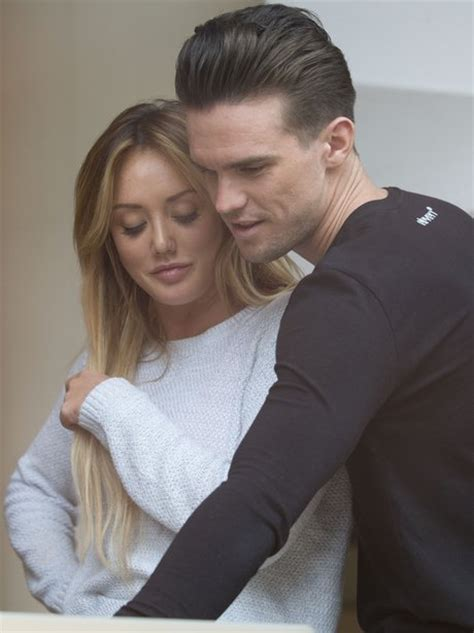 gary beadle admits it was awkward seeing charlotte after are they aren t they geordie shore s best love story