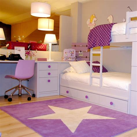 kids bedroom rugs kids rugs lilac star rug lorena canals petit home