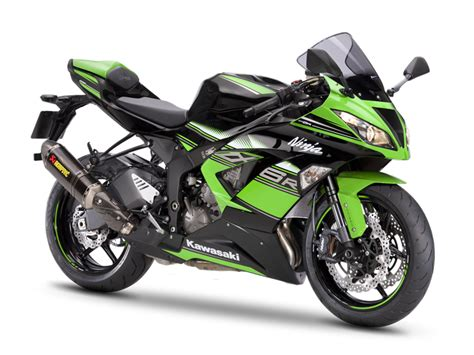 Motor Zx6r zx 6r 636 performance 2016