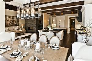 breathtaking rustic candle chandelier sale decorating 47 calm and airy rustic dining room designs digsdigs