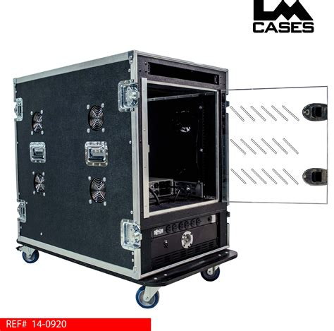 The Rack Electronics by Lm Cases Products