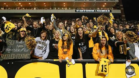 App State Ticket Office app sells out initial allotment of bowl tickets second