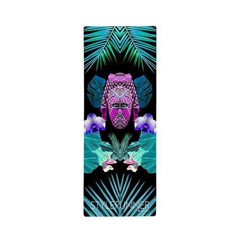 pattern yoga mat australia 10 pretty and stylish yoga mats popsugar fitness australia