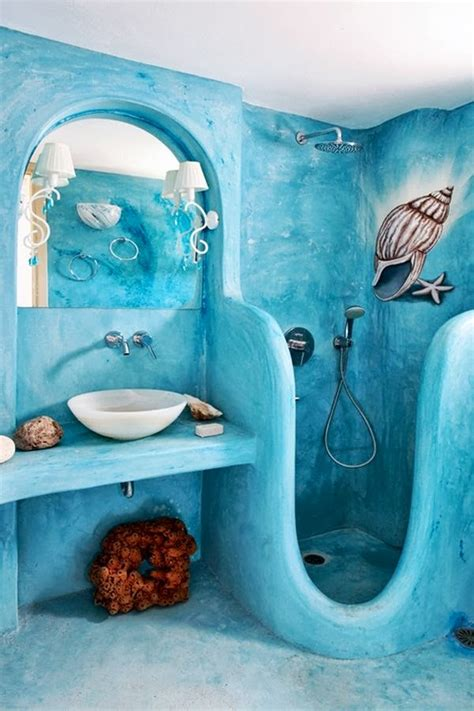 cool bathroom themes 18 cool blue kids bathroom design ideas