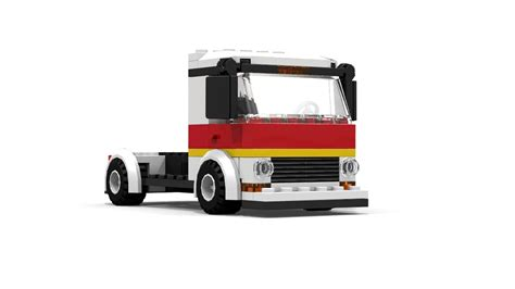 tutorial lego truck lego truck moc tutorial youtube