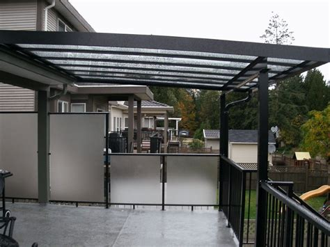 patio covers vancouver new port deck