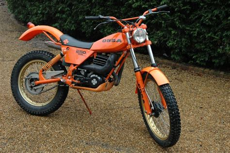 trials and motocross bikes for sale ossa tr 80 250 trials bike two wheels pinterest