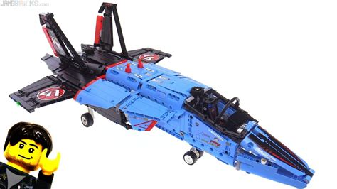 Lego Technic 42066 Air Race Jet lego technic air race jet 42066 review