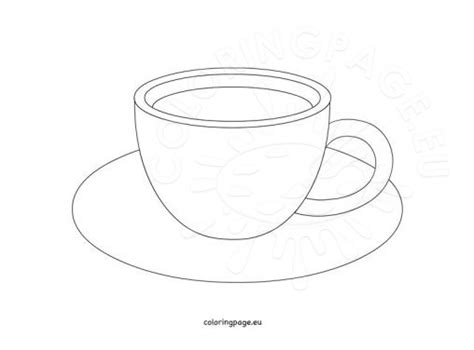 Coffee Cup Isometric Coloring Pages Coffee Cup Coloring Pages