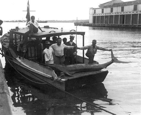 pilar ernest hemingway s fishing boat nautical naval - Ernest Hemingway Fishing Boat