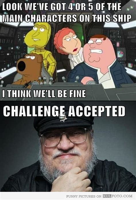 George Rr Martin Meme - george rr martin meme by hamishthalegend memedroid