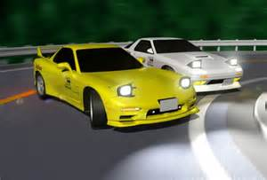 initial d world pictures gallery mazda efini rx 7 fd3s