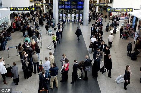 Copenhagen To Queue For by Volcanic Ash Cancels Flights Across Europe As Eurostar
