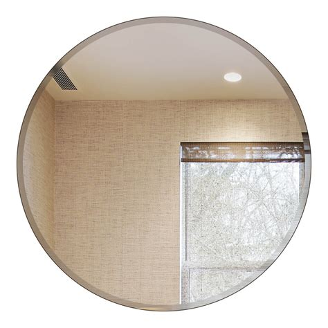24 X 42 Frameless Mirror by Frameless Wall Mirrors Bathroom Mirror Discounted
